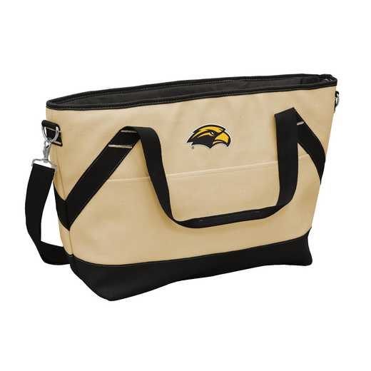207-81B: Southern Miss Brentwood Cooler Tote