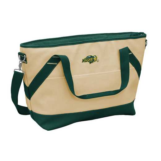 318-81B: ND State Brentwood Cooler Tote