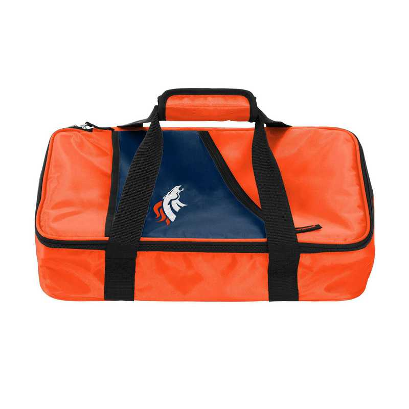 610-58C: Denver Broncos Casserole Caddy
