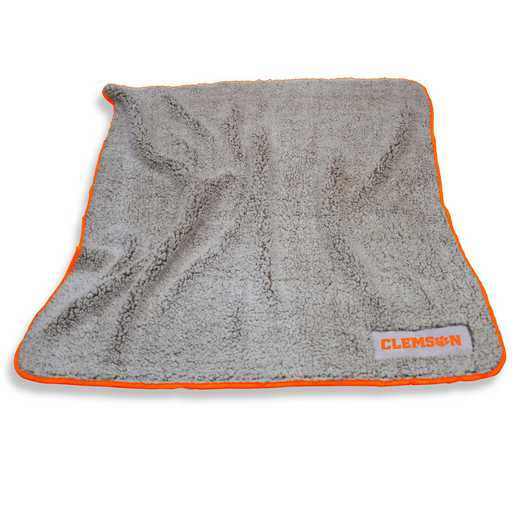 123-25F-1: Clemson Frosty Fleece