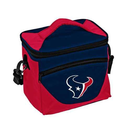 613-55H: Houston Texans Halftime Lunch Cooler