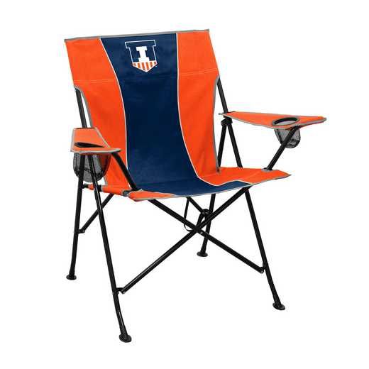151-10P: Illinois Pregame Chair