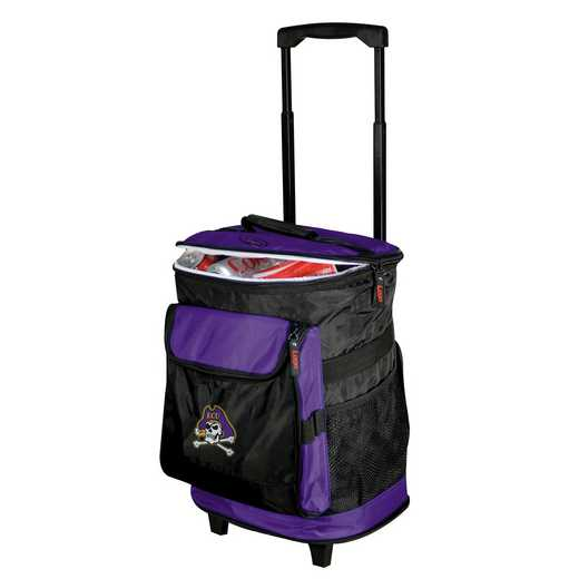 131-57: NCAA East Carolina Rolling Cooler