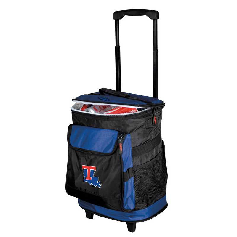 163-57: NCAA Louisiana Tech Rolling Cooler