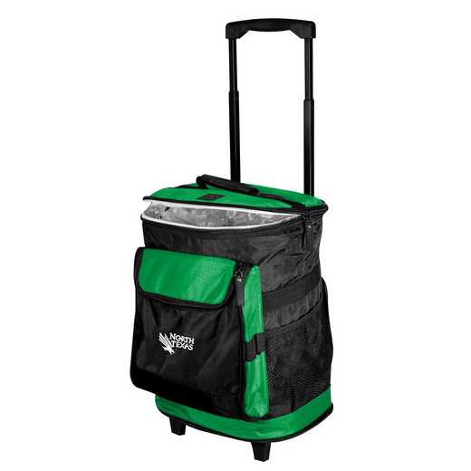 187-57: NCAA North Texas Rolling Cooler