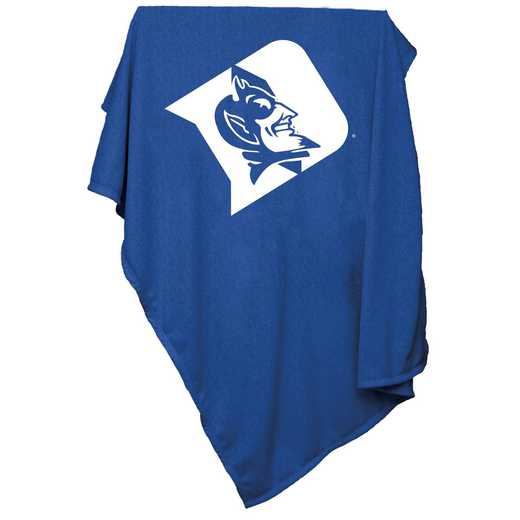 130-74: Duke Sweatshirt Blanket