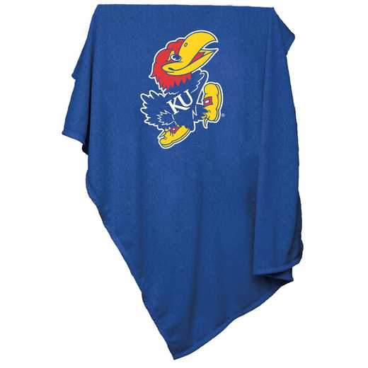 157-74: Kansas Sweatshirt Blanket