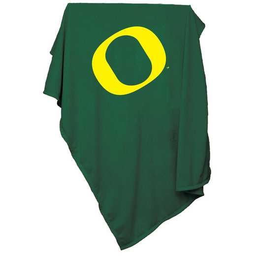 194-74: Oregon Sweatshirt Blanket