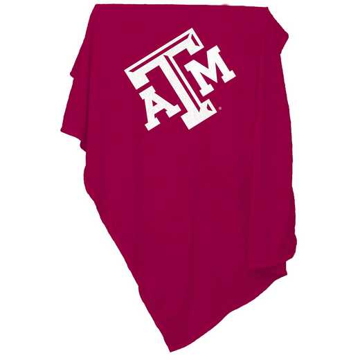 219-74: TX A&M Sweatshirt Blanket
