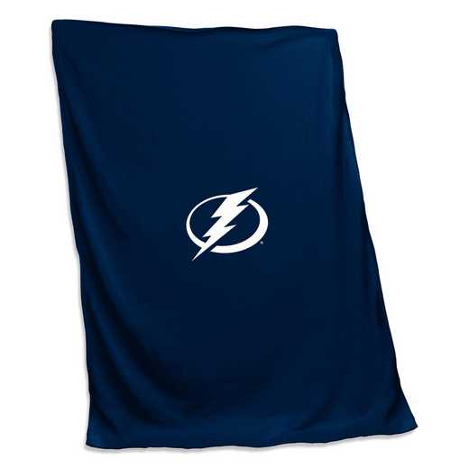 827-74: Tampa Bay Lightning Sweatshirt Blanket