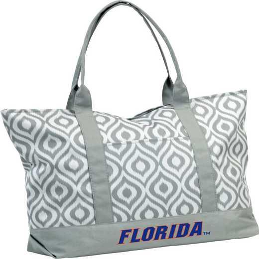 135-66K: LB Florida Ikat Tote