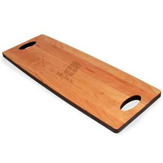 615789068617: Brown Cherry Entertaining Board by M.LaHart & Co.