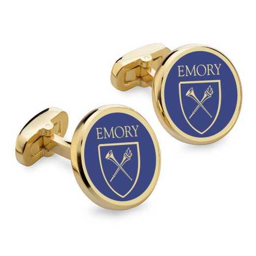 615789031482: Emory Enamel Cufflinks by M.LaHart & Co.