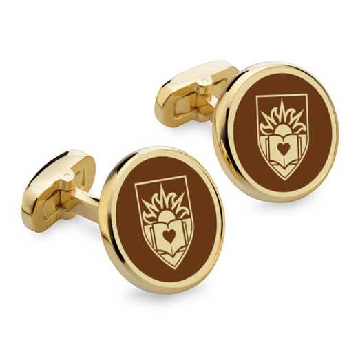 615789810926: Lehigh Enamel Cufflinks by M.LaHart & Co.