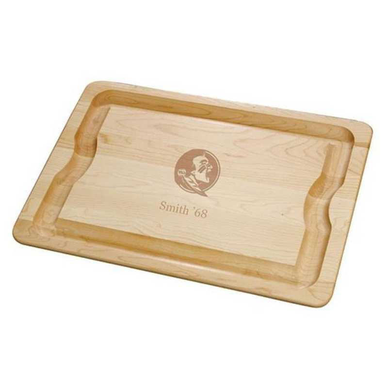 615789014942: Florida ST Maple Cutting Board by M.LaHart & Co.
