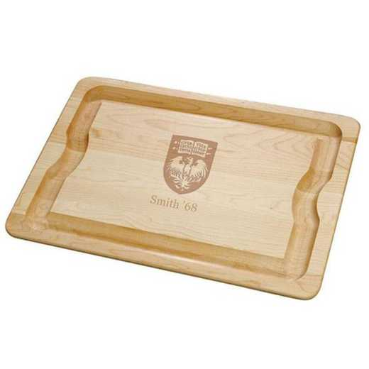 615789624165: Chicago Maple Cutting Board by M.LaHart & Co.