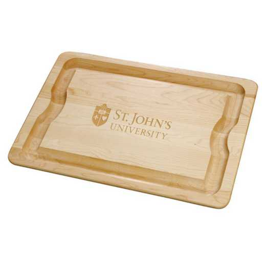 615789919667: St. John's Maple Cutting Board by M.LaHart & Co.