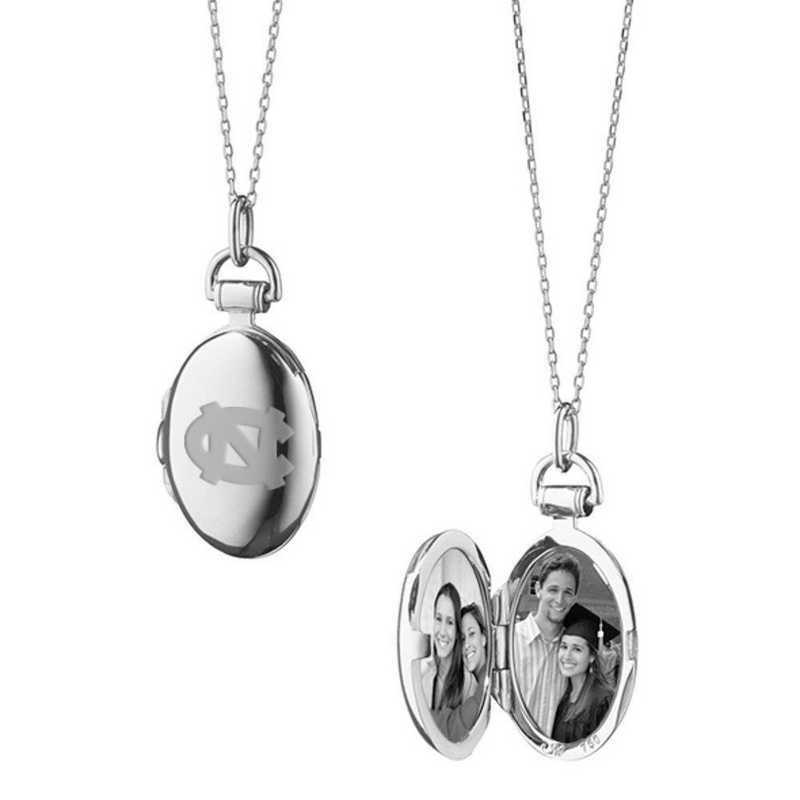615789384281: Univ of North Carolina Monica Rich Kosann Petite Locket