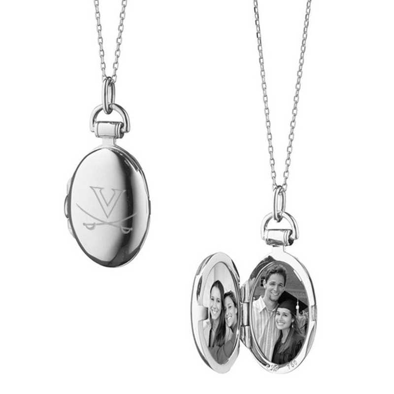 615789399247: University of Virginia Monica Rich Kosann Petite Locket