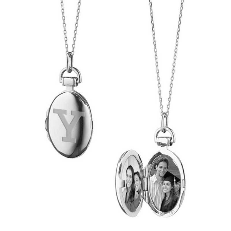 615789619147: Yale University Monica Rich Kosann Petite Locket
