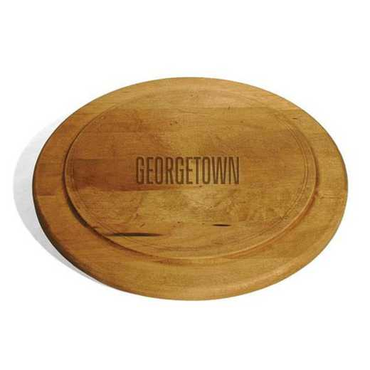 615789176787: Georgetown Round Bread Server by M.LaHart & Co.
