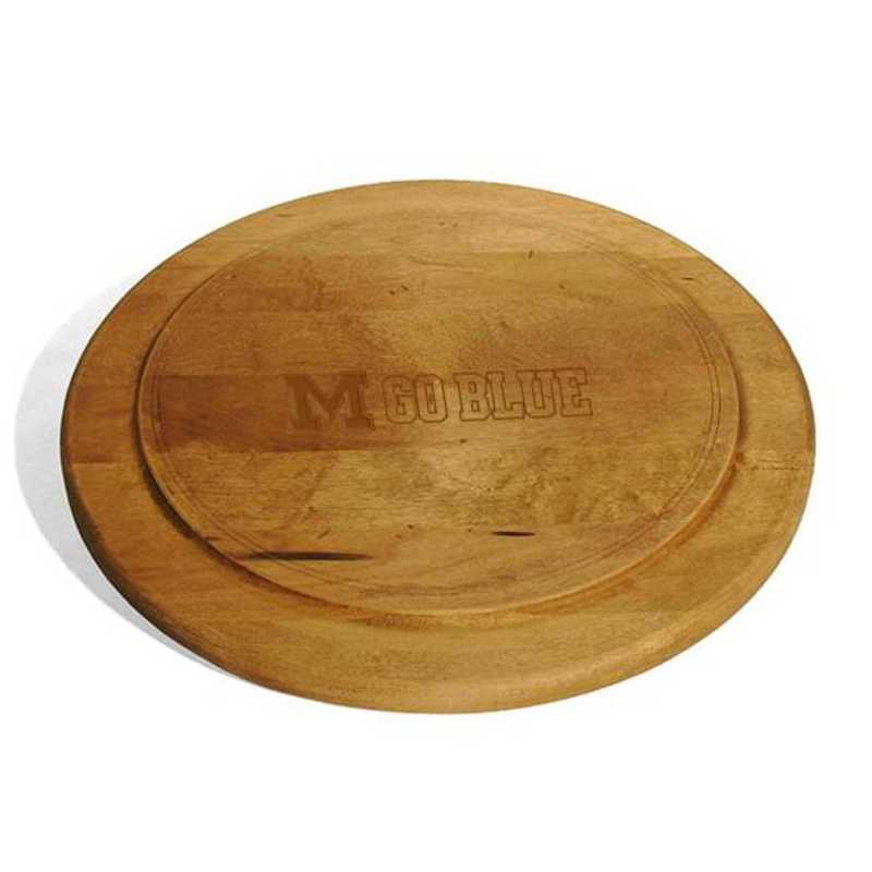 615789687504: Michigan Round Bread Server by M.LaHart & Co.
