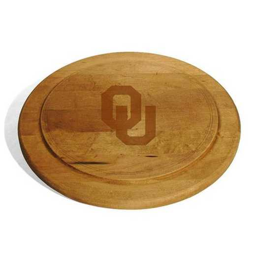 615789746270: Oklahoma Round Bread Server by M.LaHart & Co.