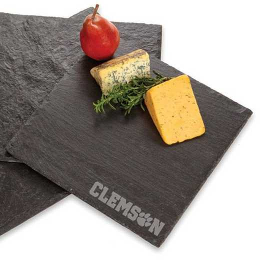 615789316923: Clemson Slate Server by M.LaHart & Co.