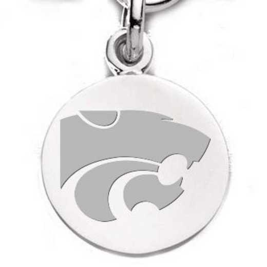 615789581727: Kansas State University SS Charm by M.LaHart & Co.
