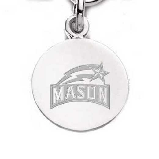 615789608226: George Mason University SS Charm by M.LaHart & Co.