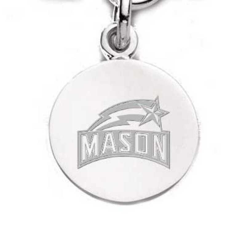 615789608226: George Mason University SS Charm by M.LaHart & Co.