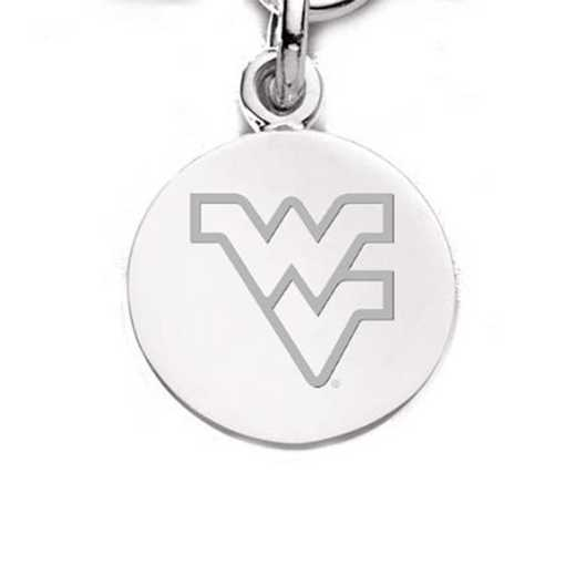615789652281: West Virginia University SS Charm by M.LaHart & Co.