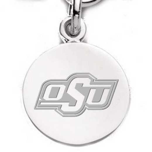 615789884439: Oklahoma State University SS Charm by M.LaHart & Co.