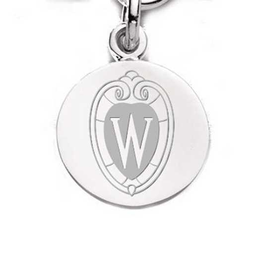 615789913238: Wisconsin SS Charm by M.LaHart & Co.