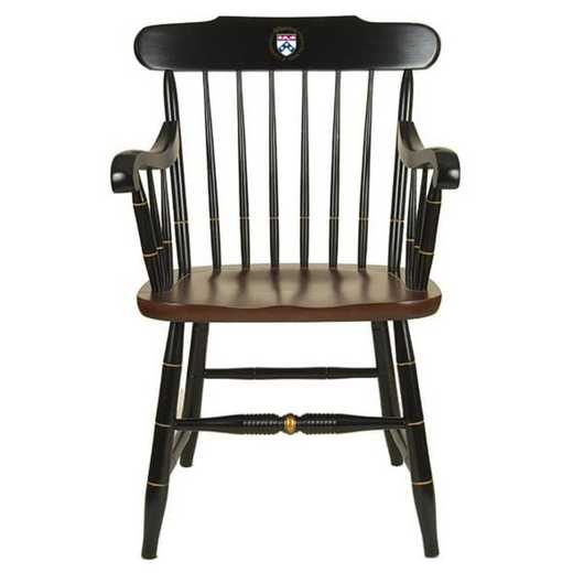 615789481379: Wharton Captain's Chair by Hitchcock