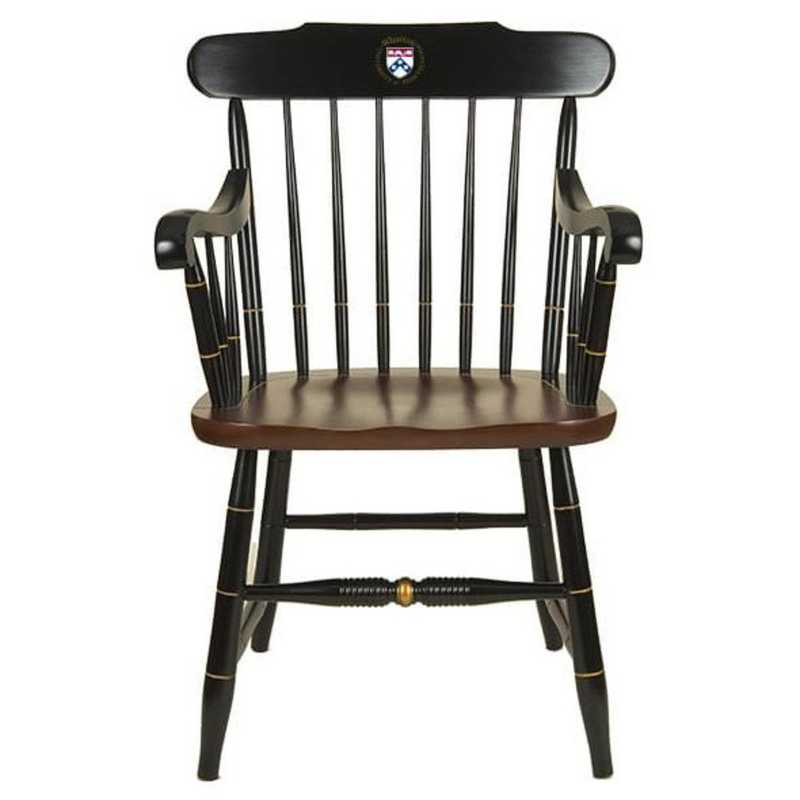 615789481379: Wharton Captain's Chair by Hitchcock