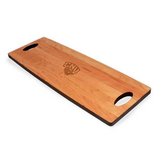 615789782841: Christopher Newport Univ Cherry Entertaining Board