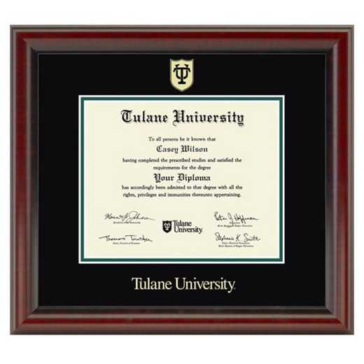 615789024972: Tulane University Diploma Frame- the Fidelitas