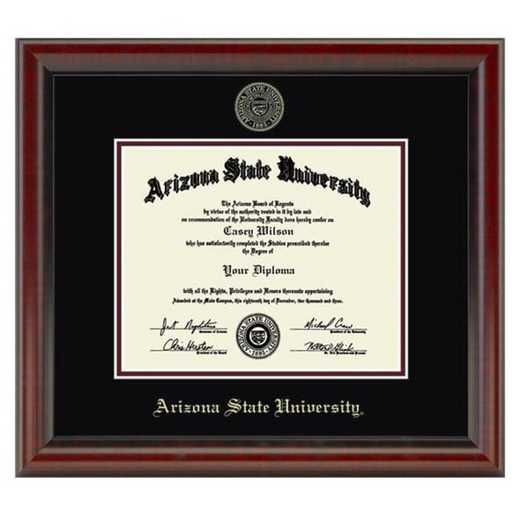 615789085379: Arizona State Diploma Frame- the Fidelitas