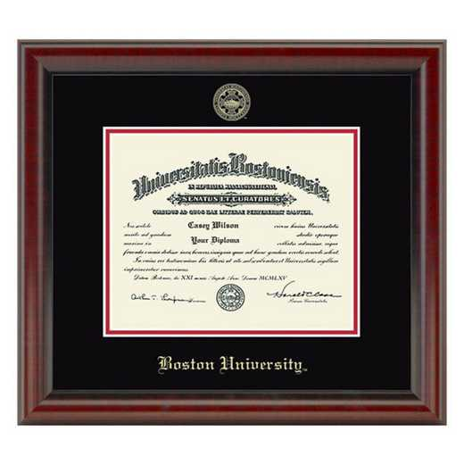615789137306: Boston University Diploma Frame- the Fidelitas