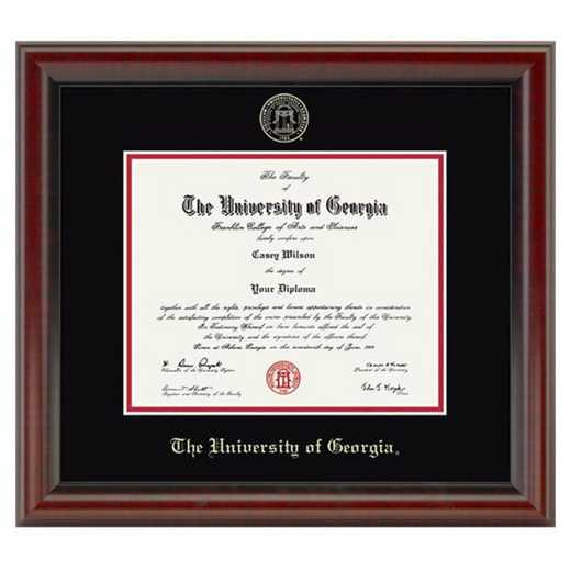 615789163879: University of Georgia Diploma Frame- the Fidelitas