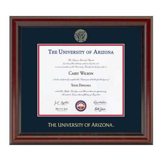 615789222705: University of Arizona Diploma Frame- the Fidelitas