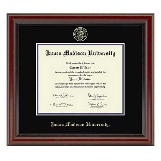 615789228257: James Madison University Diploma Frame- the Fidelitas
