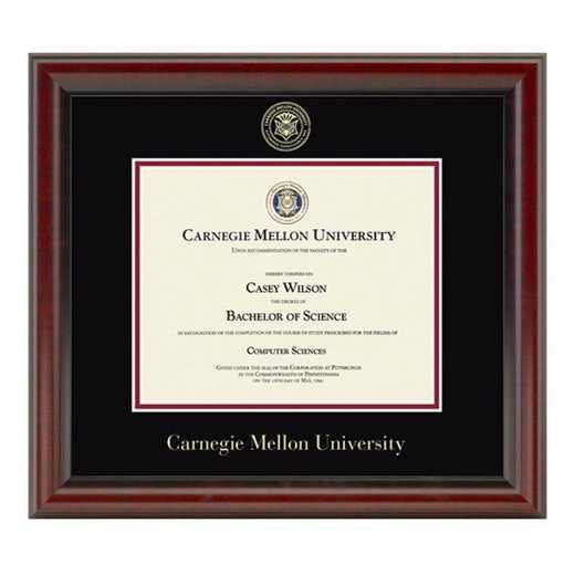 615789248460: Carnegie Mellon University Diploma Frame- the Fidelitas