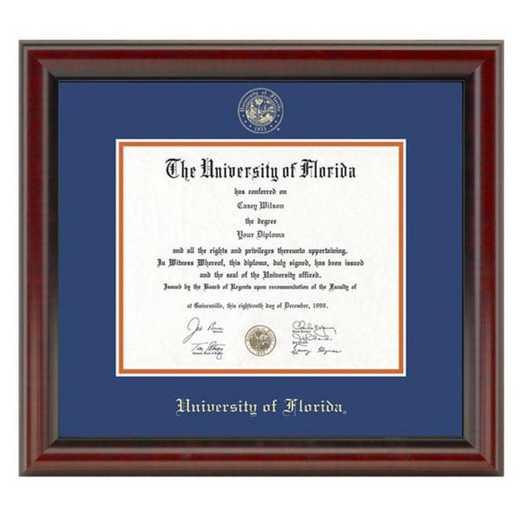 615789297147: University of Florida Diploma Frame- the Fidelitas