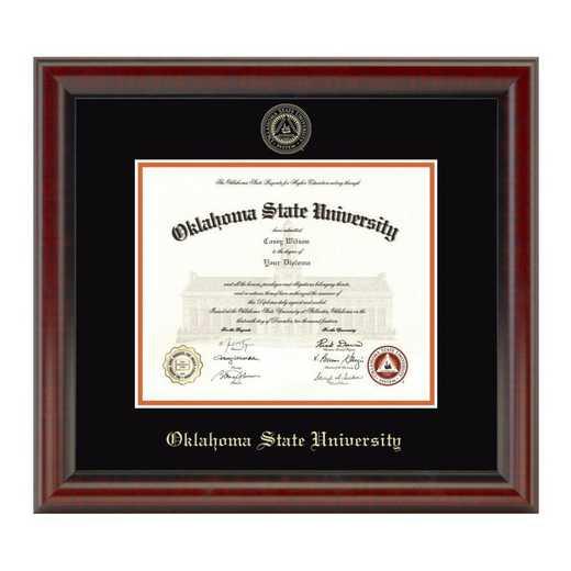 615789307921: Oklahoma State University Diploma Frame- the Fidelitas