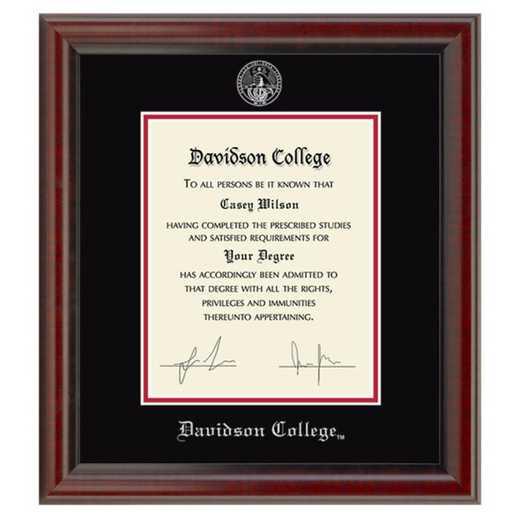 615789377511: Davidson College Fidelitas Frame