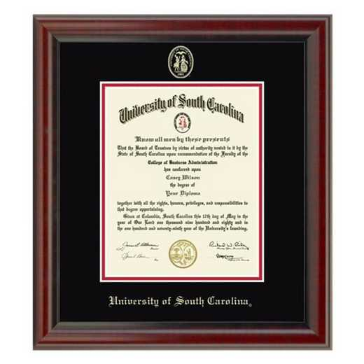 615789381273: University of South Carolina Diploma Frame- the Fidelitas