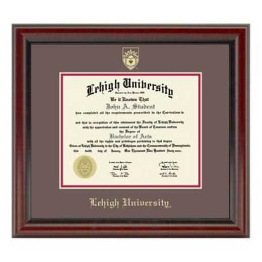 615789423300: Lehigh University Diploma Frame- the Fidelitas