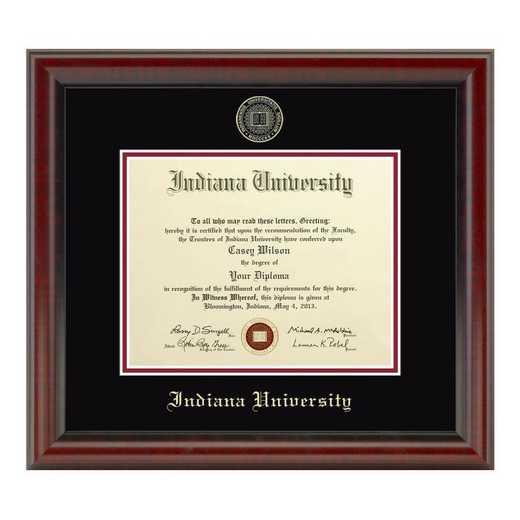 615789559627: Indiana University Diploma Frame, the Fidelitas